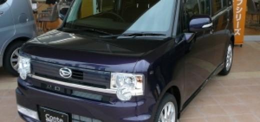 トヨタの軽自動車ピクシススペースの激安中古車、格安中古車情報