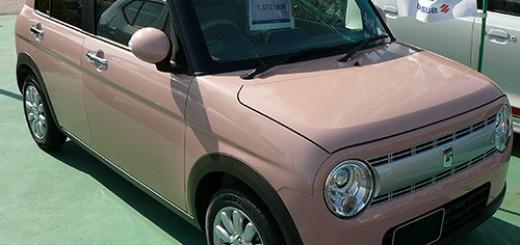 軽自動車の最小回転半径(小回り性能)比較ランキング