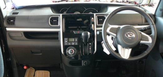 軽自動車の室内幅が広い車比較ランキング