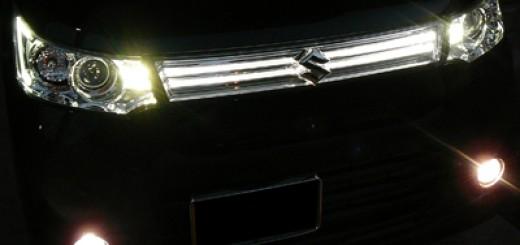 軽自動車のヘッドライト、ヘッドランプの種類比較ランキング