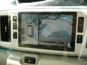 ダイハツが新型軽自動車ムーヴキャンバスを発売-大画面パノラマビュー搭載