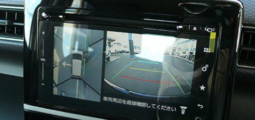 軽自動車の全方位モニター装備車一覧(トップビュー、アラウンドビュー、パノラマビュー)